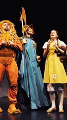 """Muzikinis spektaklis vaikams """"Geltonų plytų kelias"""""""