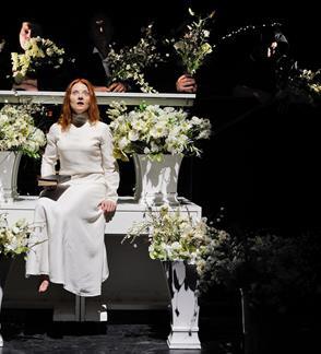 "OKT/Vilniaus miesto teatras, rež. O. Koršunovas: ""Hamletas"""