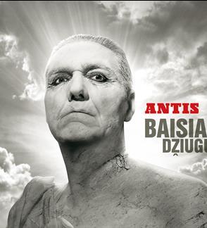 """Antis – """"Baisiai džiugu!"""" 12″LP, 2014, Vinilinė plokštelė"""