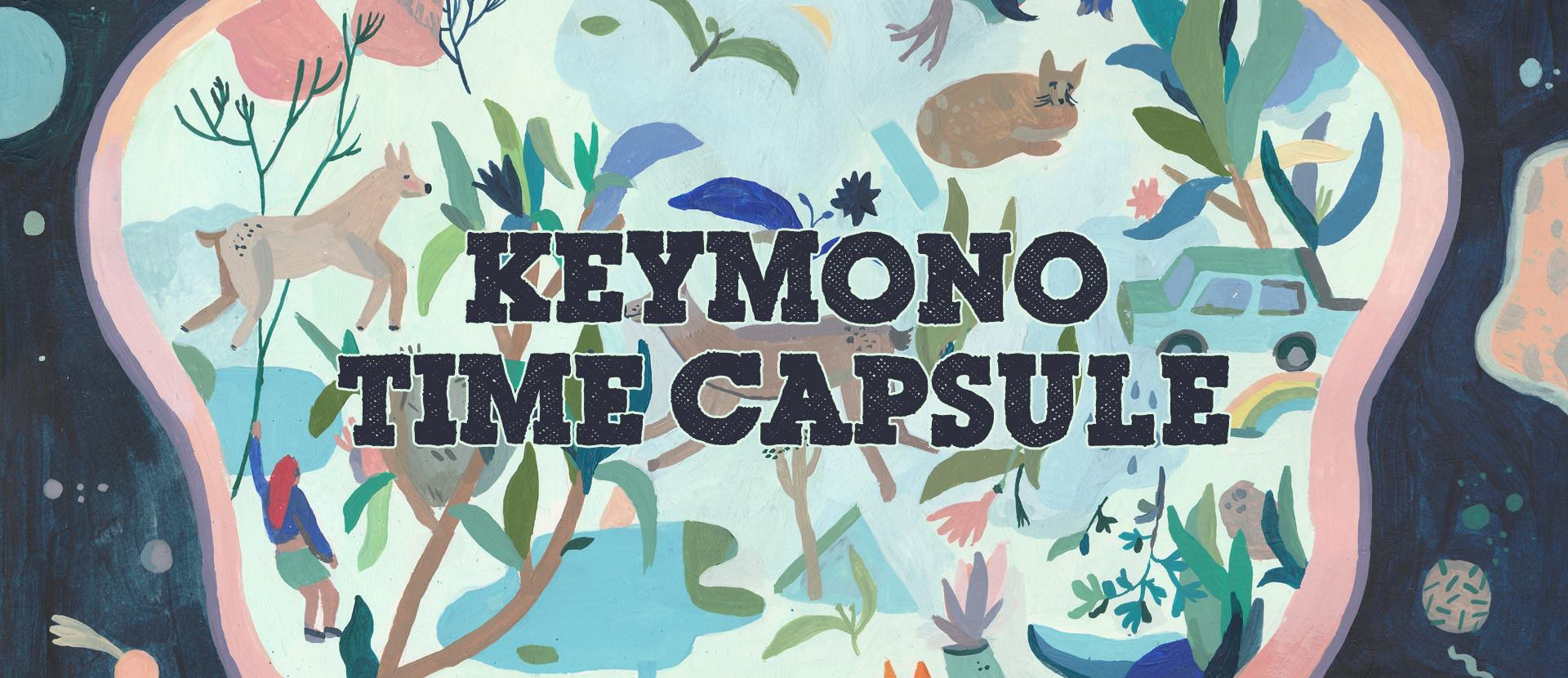 Keymono | Time Capsule