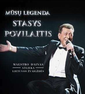 Mūsų legenda. Stasys Povilaitis