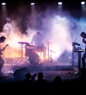 Festivalis JTD #5 / Uždarymo koncertas -  Sheep Got Waxed