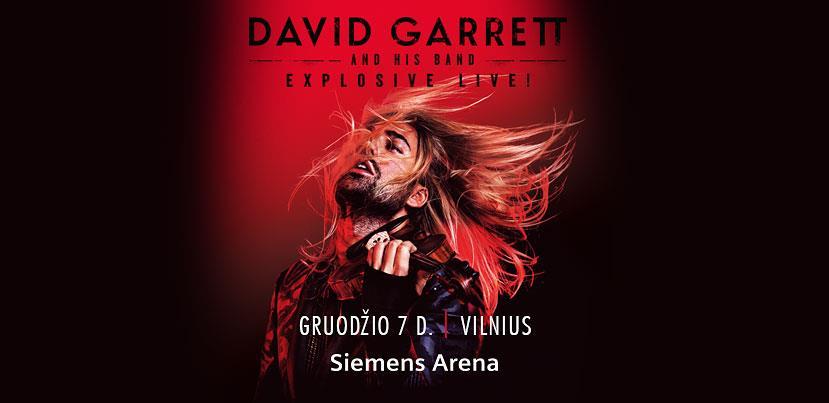 download david garrett explosive album