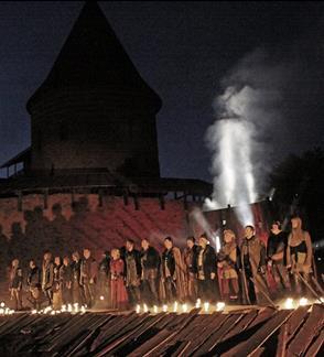 XXIII Pažaislio muzikos festivalis Muzikinė-dokumentinė drama LIETUVA  - VALSTYBĖ