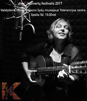 "VI-asis ""Klezmerių muzikos festivalis"""