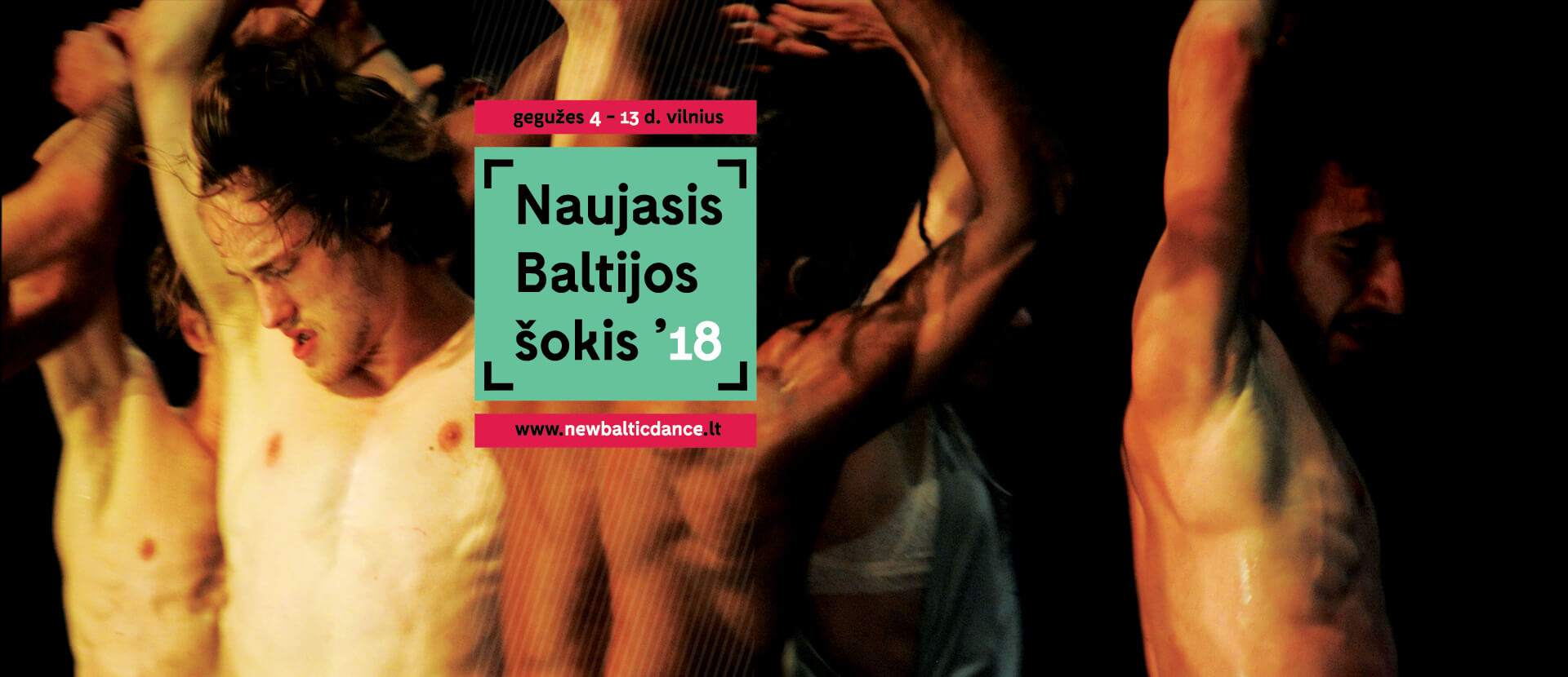 "New Baltic Dance'18: Alain Platel ""nicht schlafen"" (Belgium)"