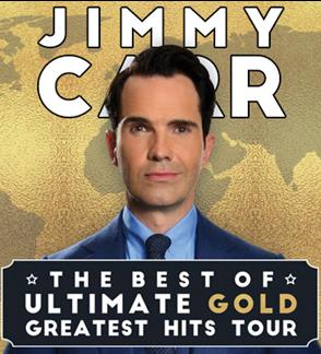JIMMY CARR: THE BEST OF, ULTIMATE, GOLD, GREATEST HITS