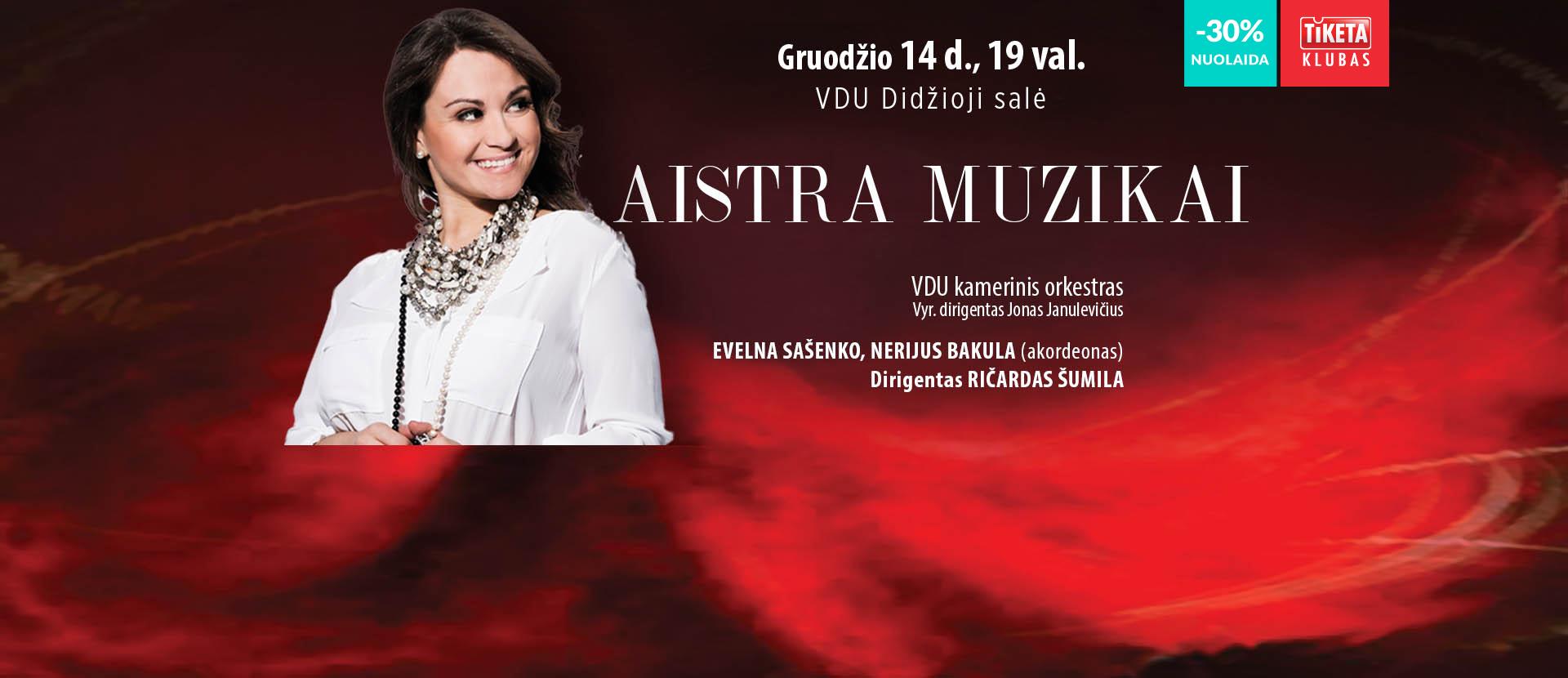 """Šventinis koncertas """"Aistra muzikai"""""""