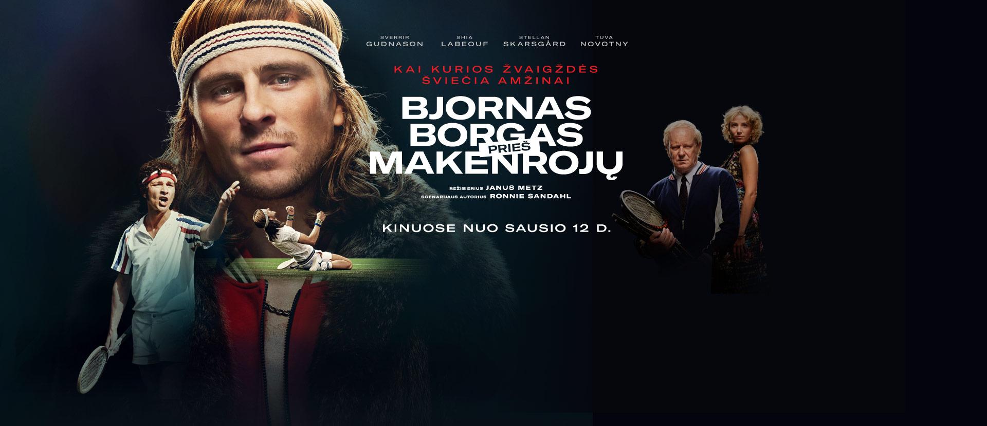 Bjornas Borgas prieš Makenrojų (Skalvija)