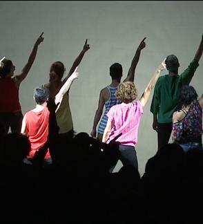 """Naujasis Baltijos šokis'18: """"Saldi karštinė"""" Pere Faura (Ispanija)"""