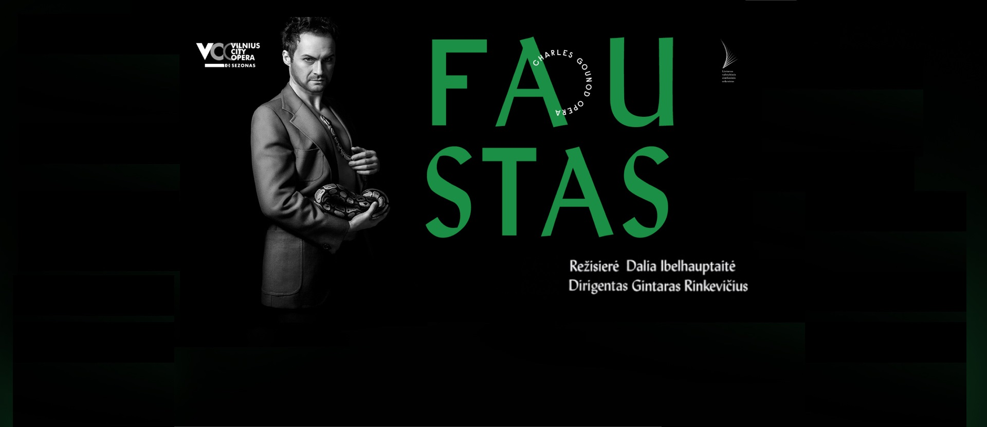 """Faustas"" Ch.Gounod opera"