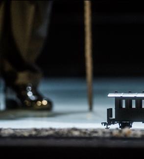 Valstybinis jaunimo teatras: Henrik Ibsen JUNAS GABRIELIS BORKMANAS. Rež. Gintaras Varnas