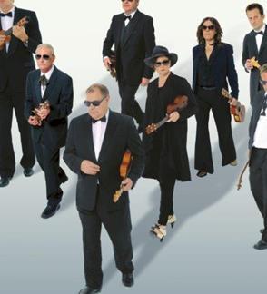 """The Ukulele Orchestra of Great Britain"" (Didžioji Britanija) / II tarptautinis teatro festivalis ""TheATRIUM"""
