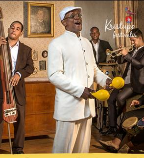 Kristupo festivalis: INTOXICATING CUBA  Latin Grammy winners