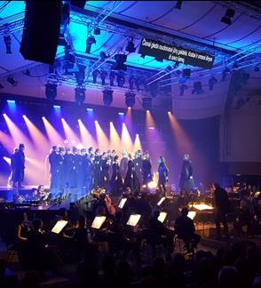 XXIII Pažaislio muzikos festivalis BAIGIAMASIS KONCERTAS