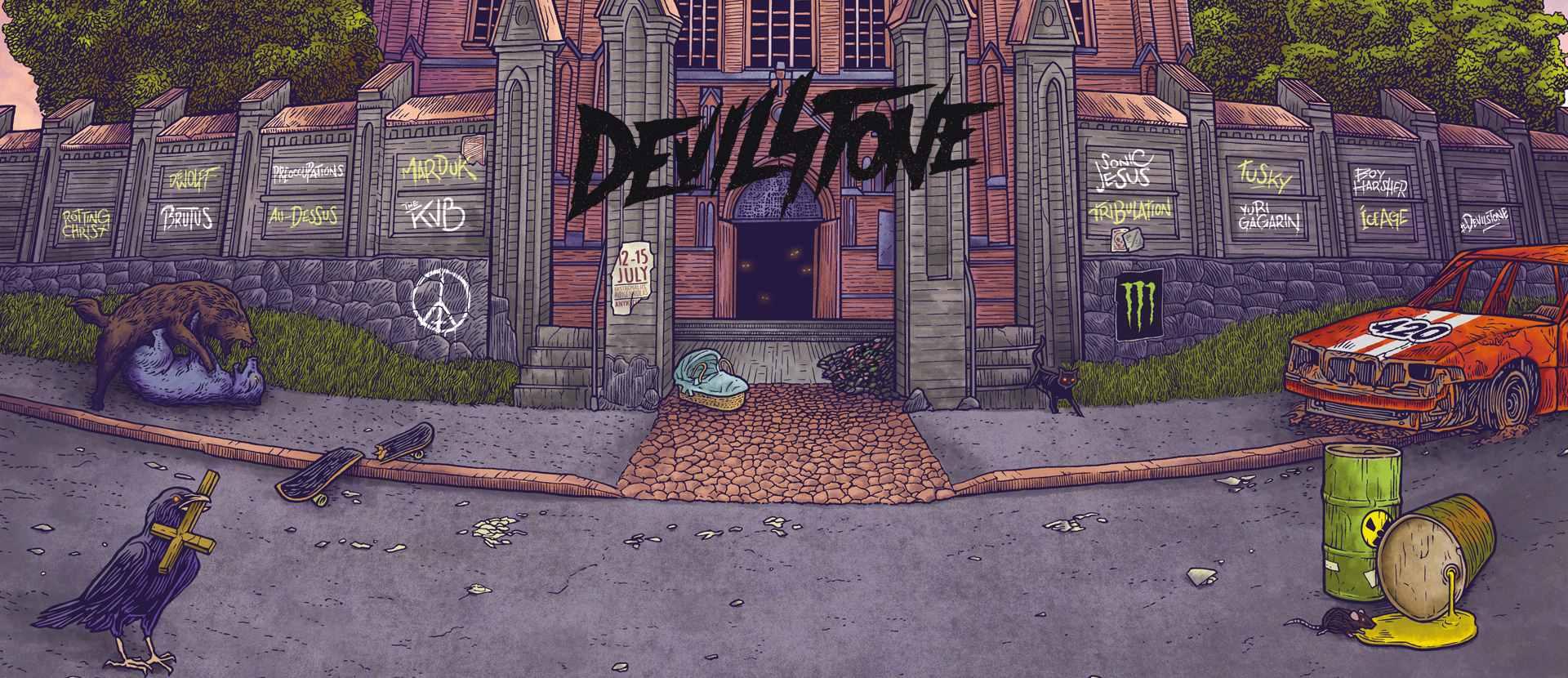 Devilstone 2018