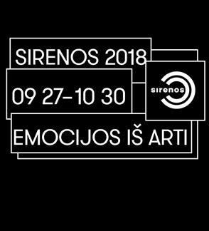 SIRENOS'18 - programa