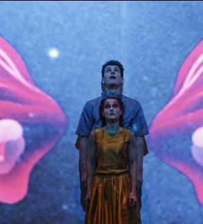 Valstybinis jaunimo teatras: COLIUKĖ rež. Ričardas Matačius