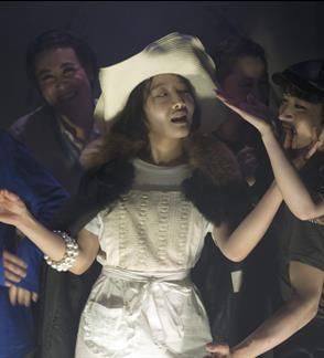 """""""Anuomet"""" (15+) / Haddangse Theatre (Pietų Korėja) / III tarptautinis teatro festivalis """"TheATRIUM"""""""