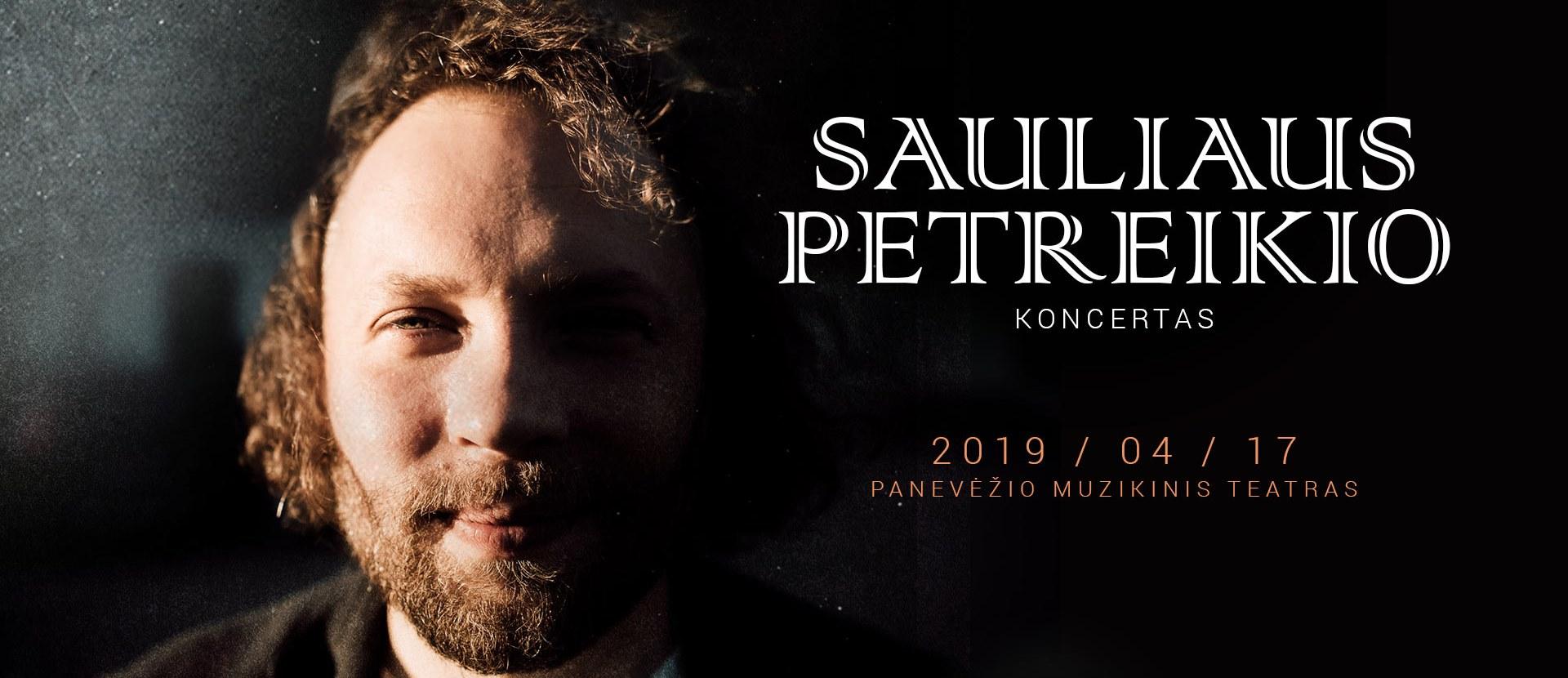 Saulius Petreikis band concert