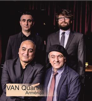 VAN Quartet (Armėnija)
