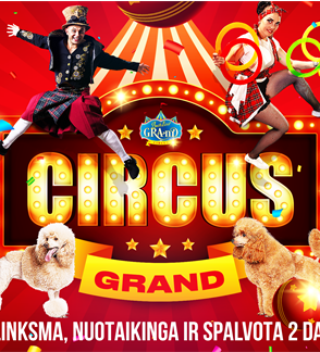 """GRAND"" CIRKAS (Ukraina)"