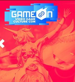 GameOn - Video Game Culture Con