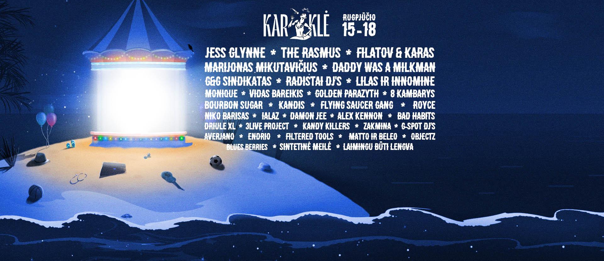 KARKLĖ FESTIVAL 2019