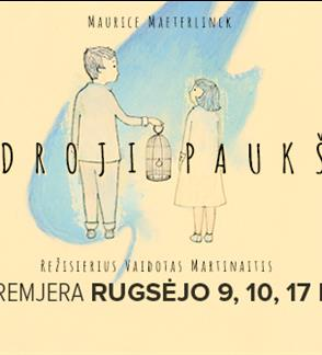 ŽYDROJI PAUKŠTĖ (rež. V. Martinaitis)