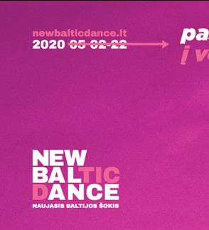 "New Baltic dance""20: `Cosmic love (Canada)"
