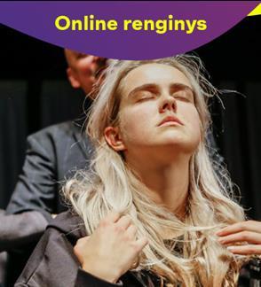 """Online: KLAIPĖDOS PILIES TEATRAS """"Našlė, neūžauga, ruonis ir kiti"""""""