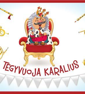TEGYVUOJA KARALIUS