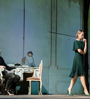 "AUSTERLITZ / Lithuanian State Youth Theatre (Lietuva) / ""TheATRIUM"" 2021"