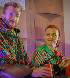 XXVI Pažaislio muzikos festivalis RITMO ŽAIDIMAI III