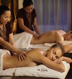 Tradicinis tajų ritualas dviems